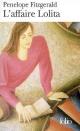Couverture : Affaire Lolita (L') Penelope Fitzgerald