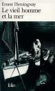 Couverture : Vieil homme et la mer (Le) Ernest Hemingway