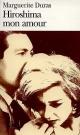 Couverture : Hiroshima mon amour Marguerite Duras