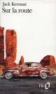 Couverture : Sur la route Jack Kerouac