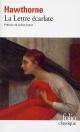 Couverture : Lettre écarlate (La) Nathaniel Hawthorne
