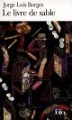 Couverture : Livre de sable (Le) Jorge Luis Borges