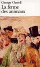 Couverture : Ferme des animaux (La) George Orwell
