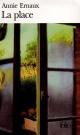 Couverture : Place (La) Annie Ernaux