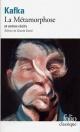 Couverture : La Métamorphose et autres récits Franz Kafka