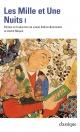 Couverture : Mille et une Nuits : Contes Choisis T.1