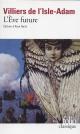 Couverture : L'Eve future: Classique Augus Villiers De L'isle-adam