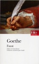Couverture : Faust  Goethe