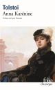 Couverture : Anna Karénine Léon Tolstoï, Louis Pauwels