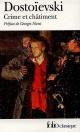 Couverture : Crime et Châtiment Fedor Mikhaïlovit Dostoïevski