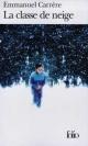 Couverture : Classe de neige (La) Emmanuel Carrère