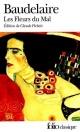 Couverture : Les fleurs du mal Charles Baudelaire