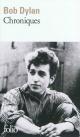 Couverture : Chroniques T.1 Bob Dylan