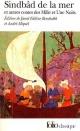 Couverture : Mille et une Nuits : Contes Choisis T.4 André Miquel