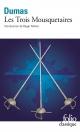 Couverture : Trois mousquetaires (Les) Alexandre Dumas