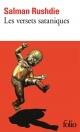 Couverture : Les versets sataniques Salman Rushdie