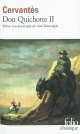 Couverture : Don Quichotte T.2 Miguel De Cervantes