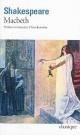 Couverture : Macbeth  William Shakespeare