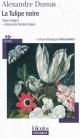 Couverture : La Tulipe noire Alexandre Dumas, Alain Jaubert, Nicolas Saulais