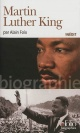 Couverture : Martin Luther King Alain Foix