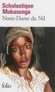 Couverture : Notre-Dame du Nil Scholastique Mukasonga