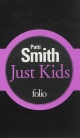 Couverture : Just kids Patti Smith