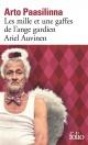 Couverture : Mille et une gaffes de l'ange gardien Ariel Auvinen (Les) Arto Paasilinna