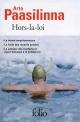 Couverture : Hors-la-loi Arto Paasilinna