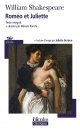Couverture : Roméo et Juliette William Shakespeare