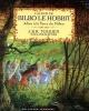 Couverture : Album de Bilbo le Hobbit John Ronald Reuel Tolkien
