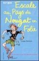 Couverture : Escale au Pays du Nouga en Folie T.6 Louise Rennison
