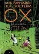 Couverture : Une fantaisie du Docteur Ox Mathieu Sapin