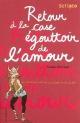 Couverture : Retour a la Case Égouttoir de l'Amour Louise Rennison