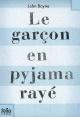 Couverture : Le garçon en pyjama rayé John Boyne