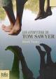 Couverture : Aventures de Tom Sawyer (Les) Mark Twain