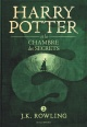Couverture : Harry Potter T.2 : Harry Potter et la chambre des secrets J.k. Rowling