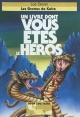 Couverture : Un livre dont vous êtes le héros- Les grottes de Kalte Joe Dever, Gary Chalk