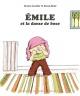 Couverture : Émile T.12: Émile et la danse de boxe Vincent Cuvellier, Ronan Badel