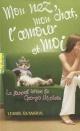Couverture : Mon nez, mon chat, l'amour... et moi Louise Rennison