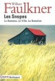 Couverture : Snopes (Les) William Faulkner