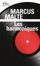 Couverture : Les harmoniques : Beau Danube blues Marcus Malte