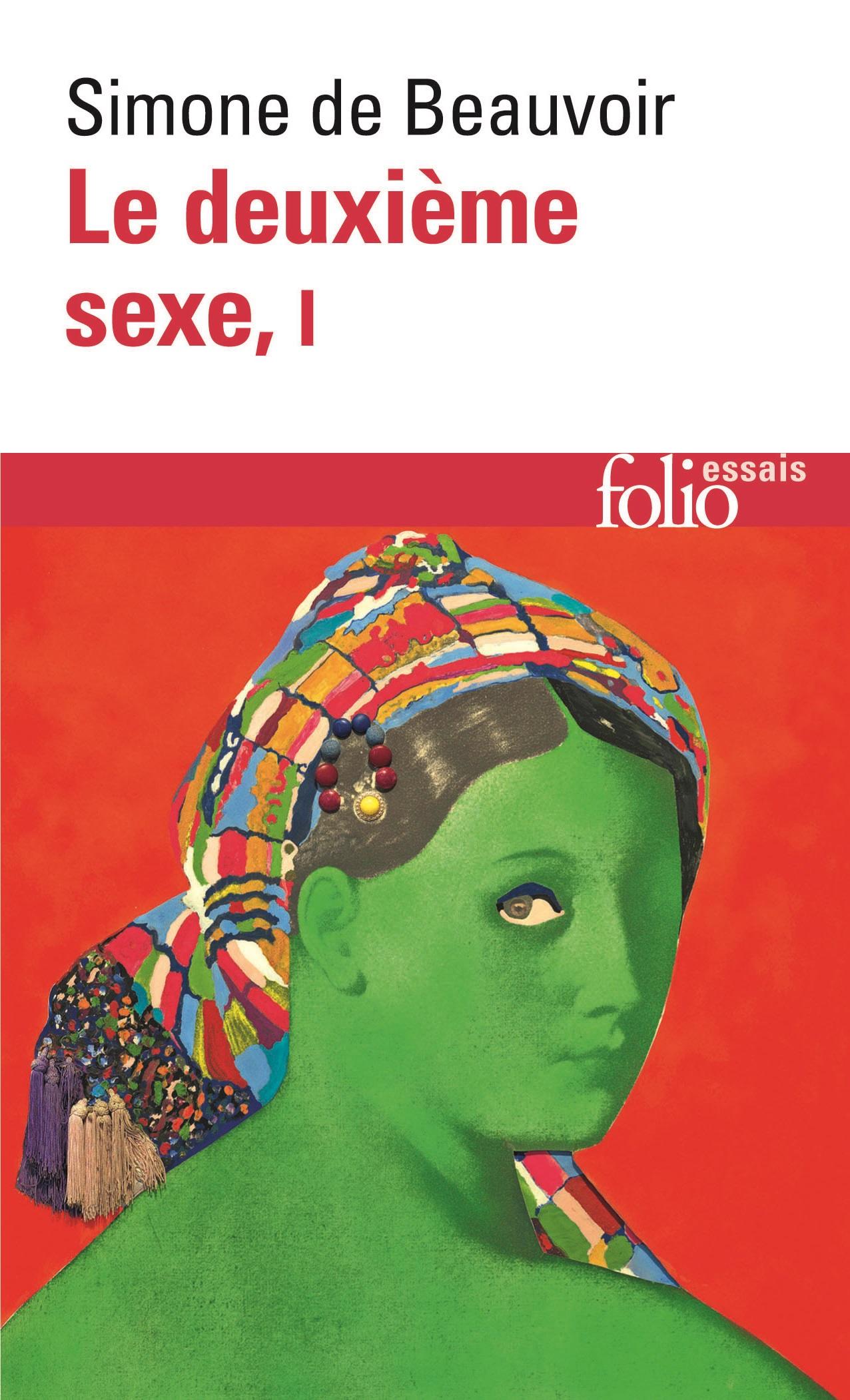 Couverture : Deuxième sexe (Le) T.01- Les faits et les mythes  Simone De Beauvoir