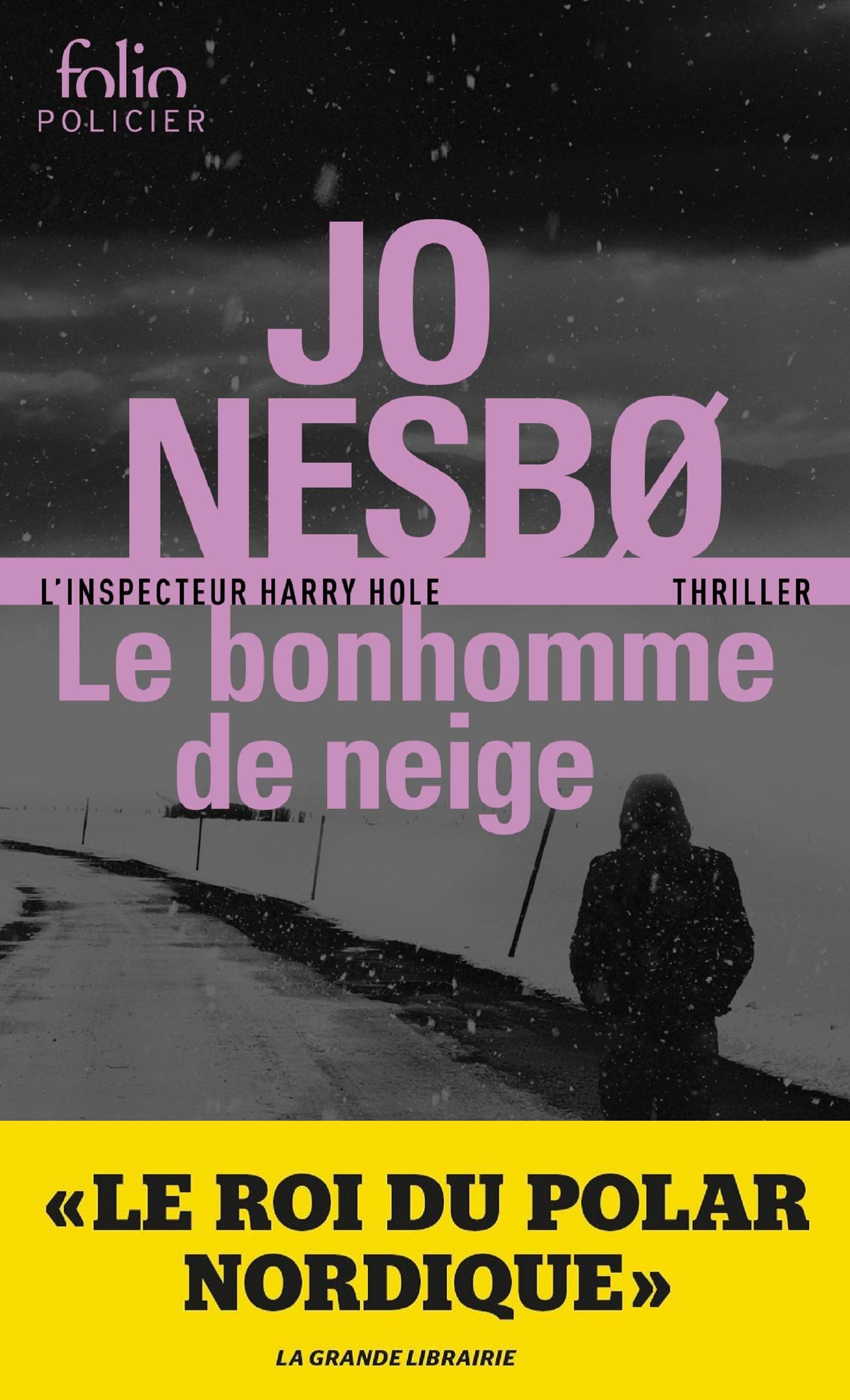 Couverture : Bonhomme de neige (Le) Jo Nesbo