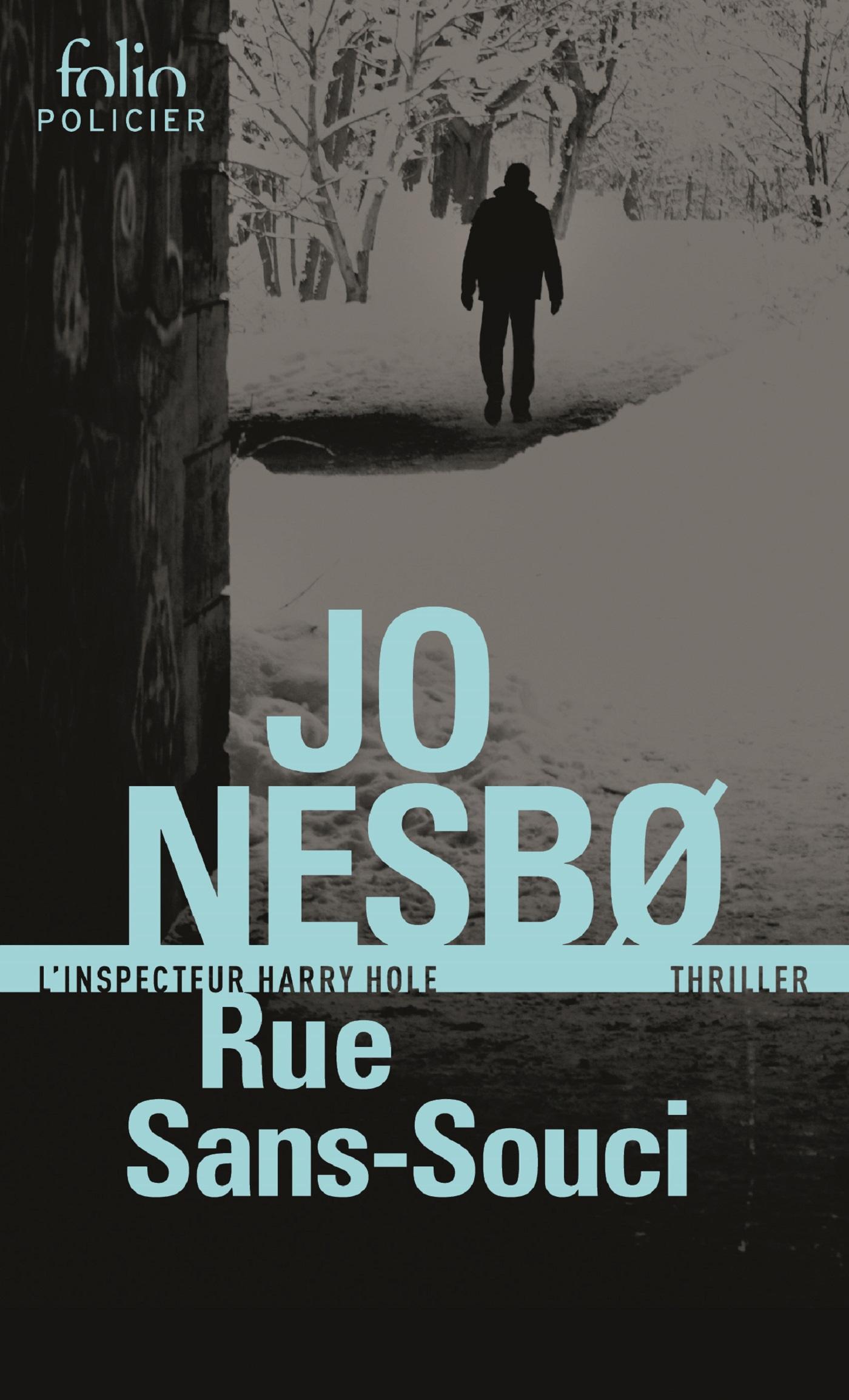 Couverture : Une enquête de l'inspecteur Harry Hole Jo Nesbo
