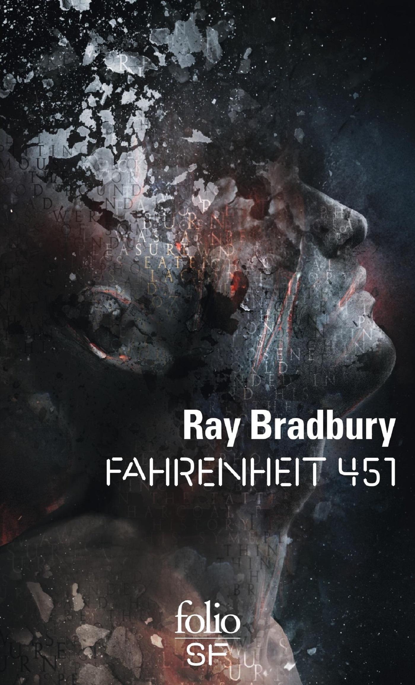 Couverture : Fahrenheit 451 Ray Bradbury