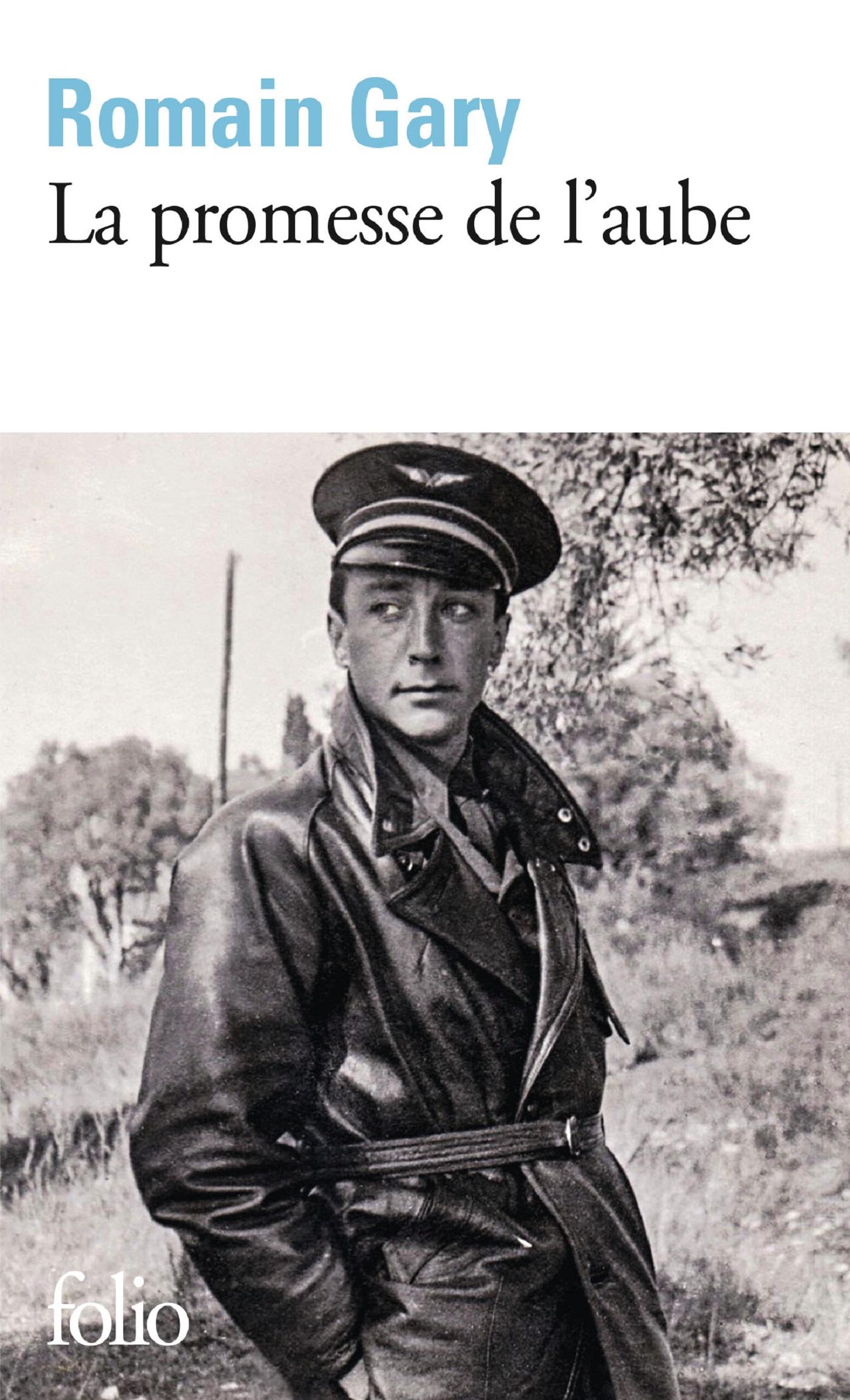 Couverture : La promesse de l'aube Romain Gary