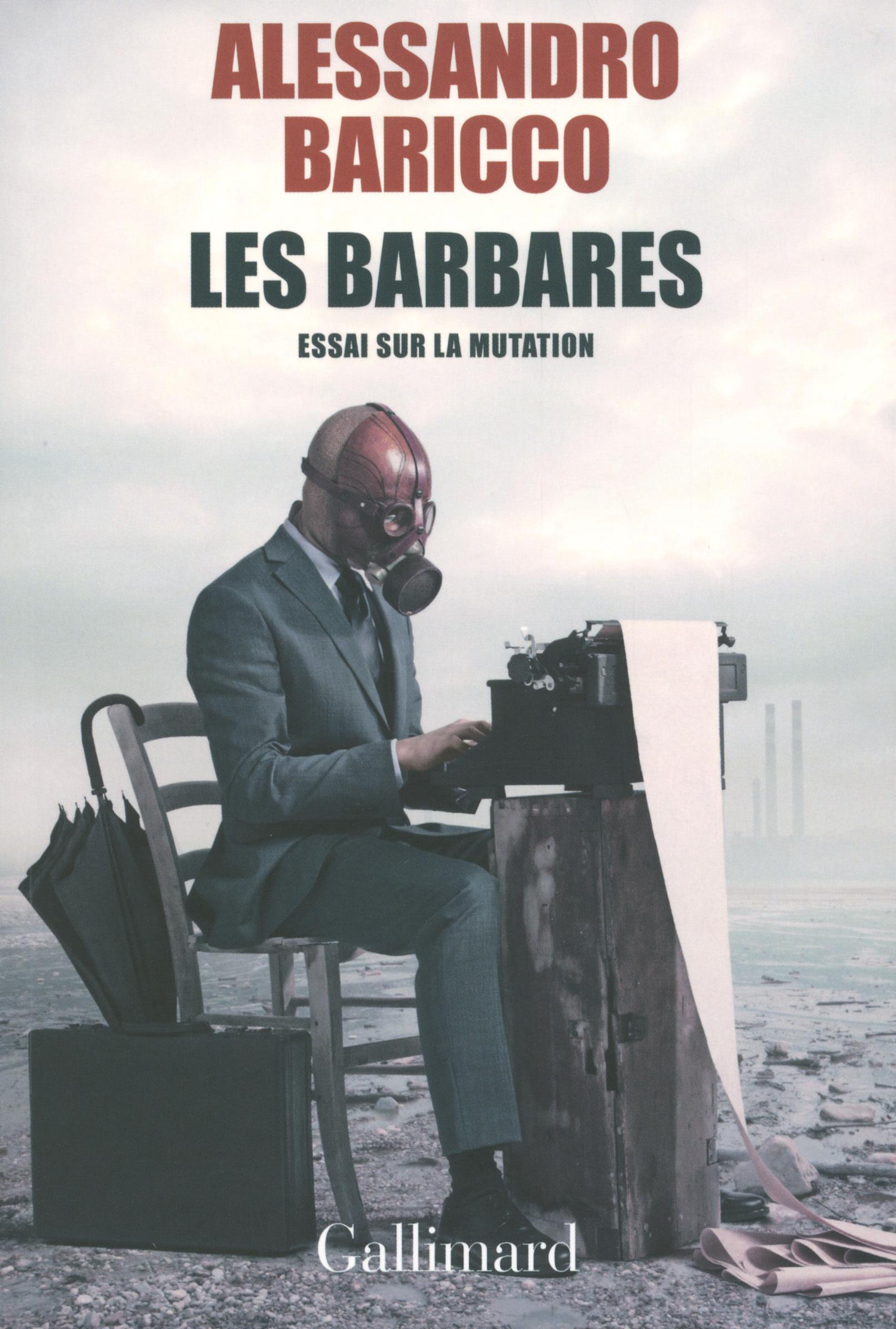 Couverture : Barbares (Les) Alessandro Baricco