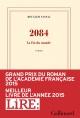 Couverture : 2084: La fin du monde Boualem Sansal