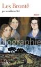 Couverture : Les Brontë Jean-pierre Ohl