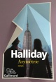 Couverture : Asymétrie Lisa Halliday